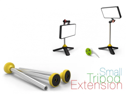 Small Tripod Extension
