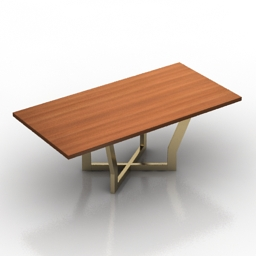 Table Costantini Pietro Capture 3d model