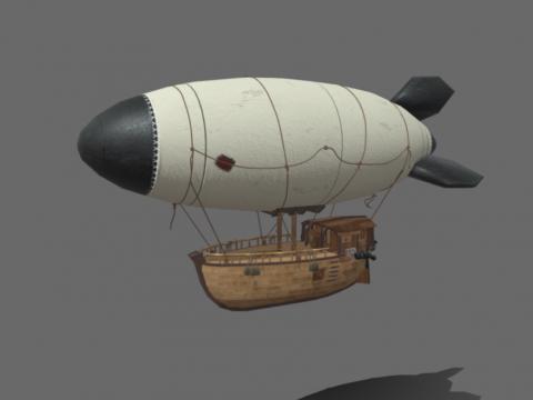 Airship nevala
