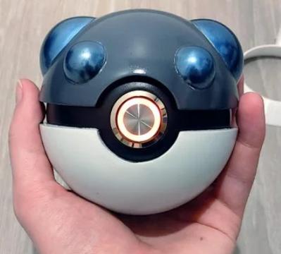 Heavy ball LED- heavyball pokeball
