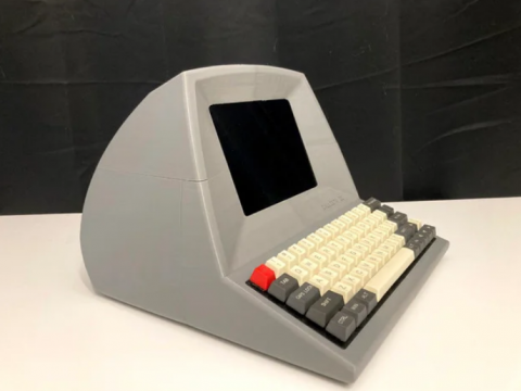 Callisto 2 - Fully Printable Retro Computer
