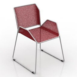 Chair GHE Luoi 3d model