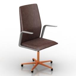Chair Kinesit 3d model