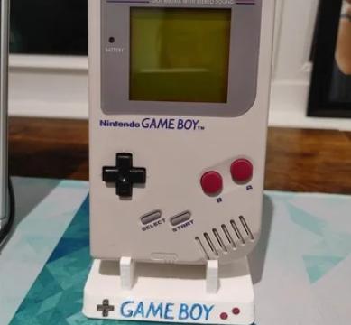 Gameboy DMG Stand