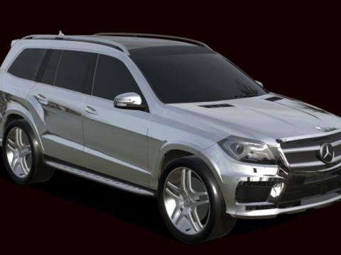 MERIKO VESPUCCI OpenGL Luxury SUV