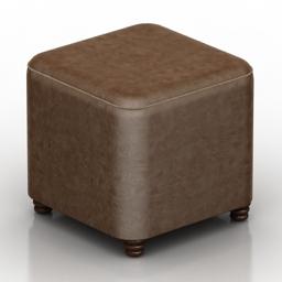 Seat Homemotions Cube 3d model