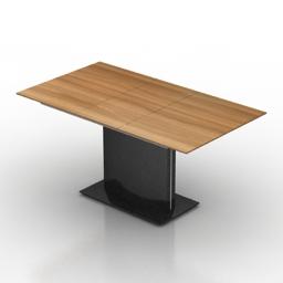 Table Signal Rosario 3d model