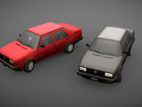 88 Volkswagen Jetta Mk2