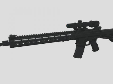 Bronco C129 Recce Modification