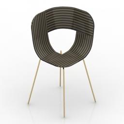 Chair Cole Tria 3d model