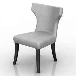 Chair Eaton Dantone home 3d model