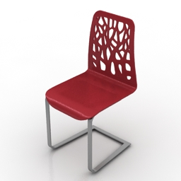 Chair Idealsedia 29 D 3d model