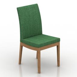 Chair LR 3d model