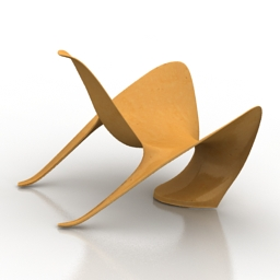 Chair MastElements Manta 3d model