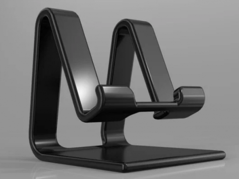 Curvy Smartphone/Tablet Stand