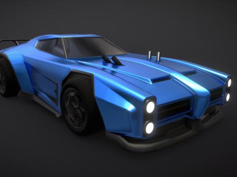 Dominus - Rocket League Car