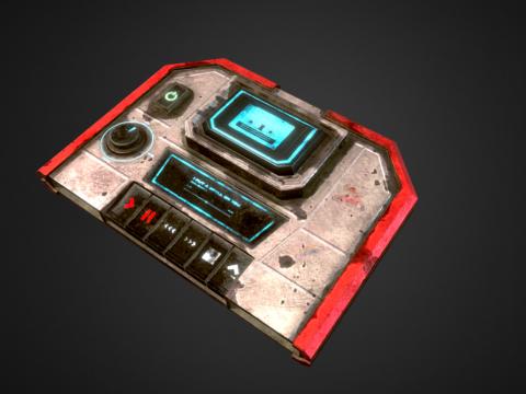 Futuristic Cassette