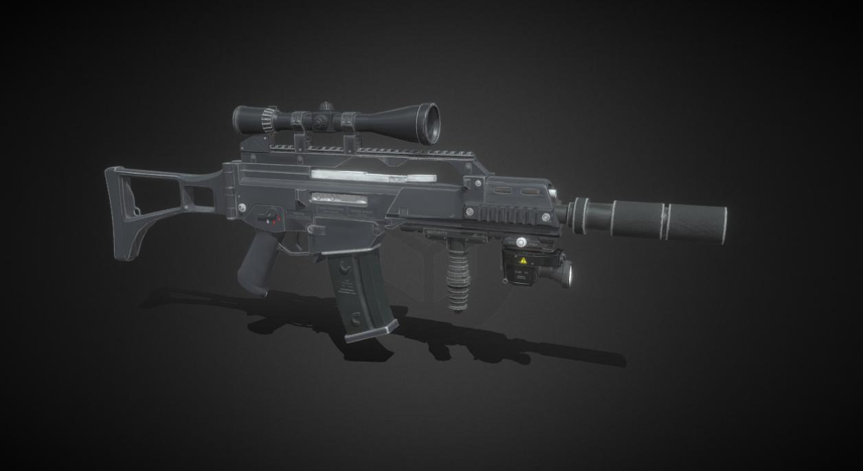 G36C- Stealth
