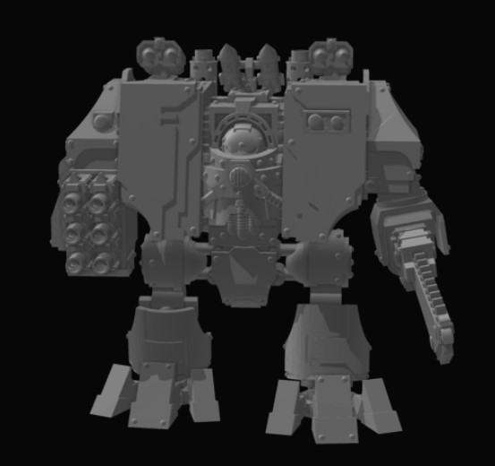 MK4 Reinforced Life Support Box