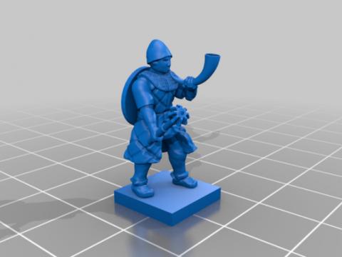 Middle Ages - Generic City Militia - 2