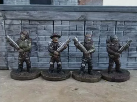 Musket Wastelanders