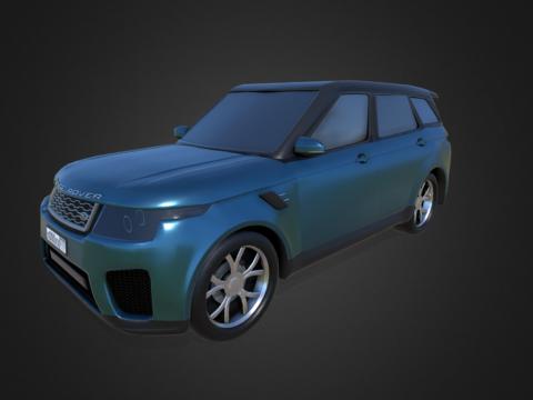 Range Rover Sport (2018)