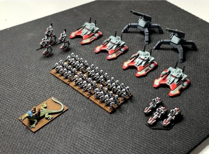 Republic 6mm Army