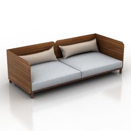 Sofa SH 3d model