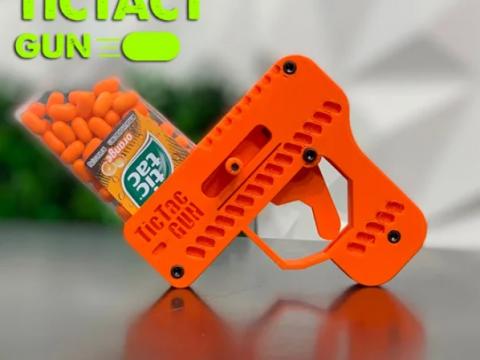 TicTac Gun