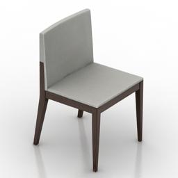 Chair ALF DA FRE ELEKTA 3d model