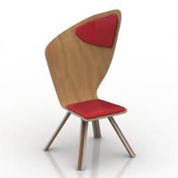 Chair Bravo Chai 3d model