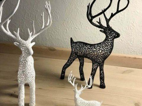 Deer Voronoi