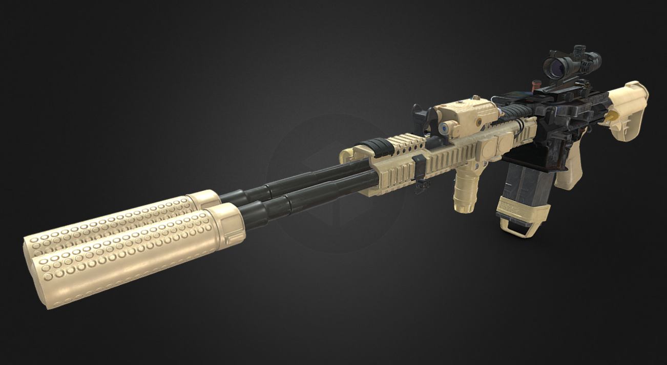 Gilboa Snake DBR AR15 Custom