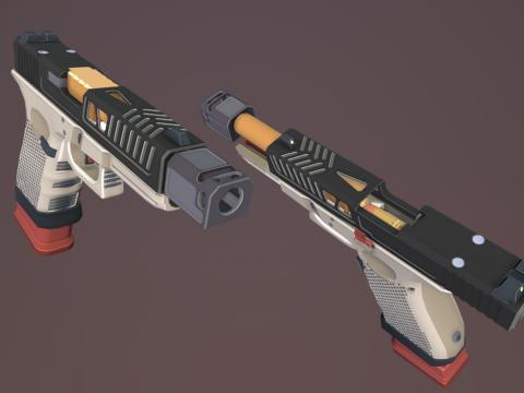 Glock 19 Gen 3 Custom