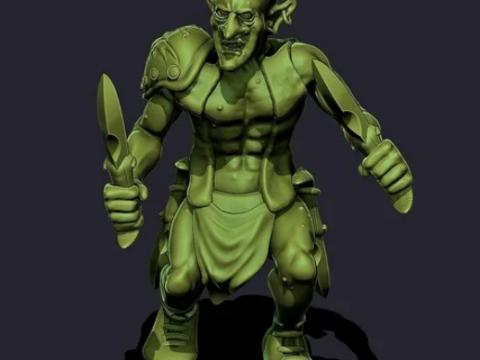 Goblin - Assassin