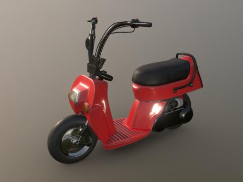 Honda squash