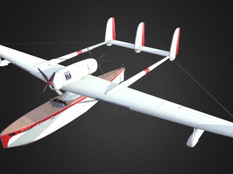 LM-328 flying boat