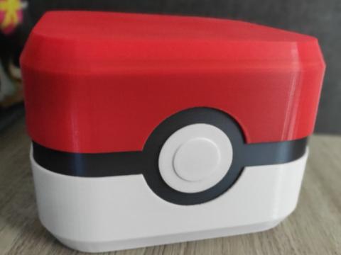 Pokemon Box + Chessboard