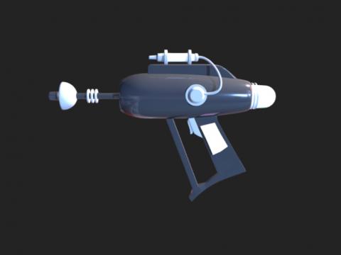 Pistola Sci-Fi/Sci-fi Reimagined Pistol