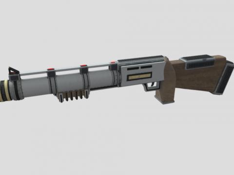 Shotgun (Smoothbore Weapon)