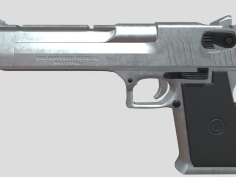 Desert Eagle - Pistol