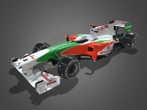 Force India VJM03 2010