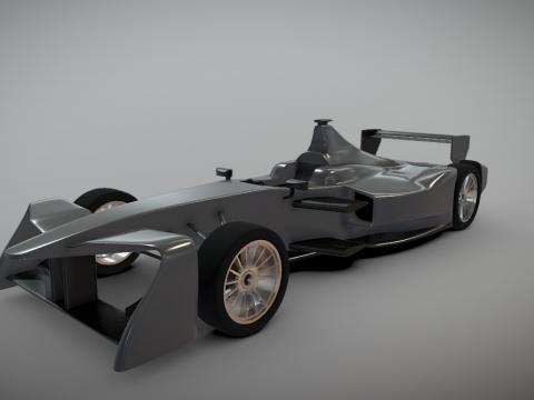 Formula E Gen 1 Car