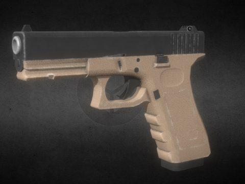Glock 17 (Gen 3)