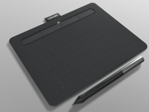Graphic Tablet   Wacom Intuos CTL-4100K-N