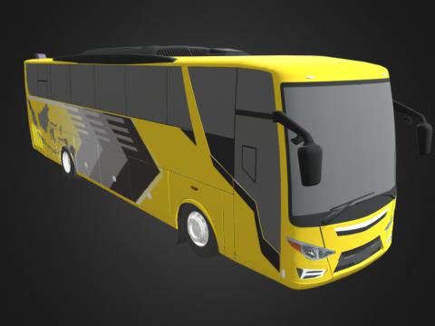 Indonesia Ecolin Bus