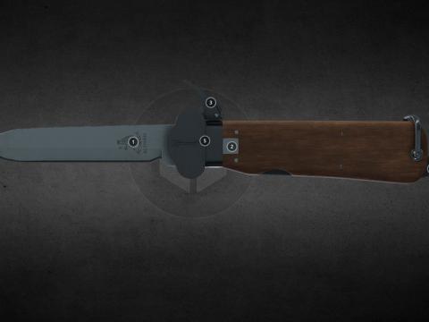 Kappmmesser М-1937/II (German gravity knife)