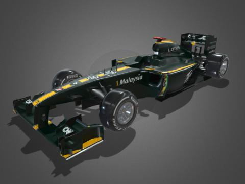 Lotus T127 2010