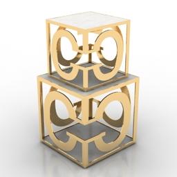 Rack FORMITALIA NICCO Cube BIG 3d model