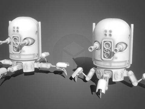 Robots - Jordans